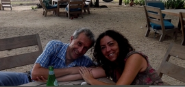 Lluis and Violeta