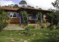 Charming Country Home in the Mountains of Minas Gerais, Brazil