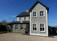 Spacious detached house in the garden of Ireland