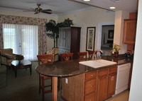 Orlando Florida apartment on Arnold Palmer golf course in Reunion