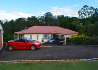 A Beautiful Hinterland Home on Queensland's Fabulous Sunshine Coast