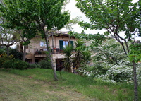 Beautiful country house in rural Costa Brava. Big garden, lovely views