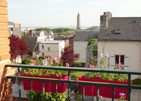 Sunny apartment very close to the sea in Le Havre (Normandy)