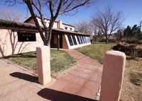 RED ROCK/MOUNTAIN VIEWS from Adobe Passive/Solar Paradise!