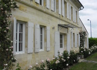 BEAUTIFULGIRONDINE HOUSE  LOCATED BETWEEN BORDEAUX AND SAINT EMILION
