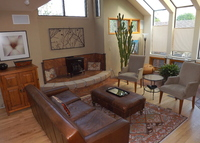 Comfortable, sun-lit townhouse in north Boulder Winding Trail Village