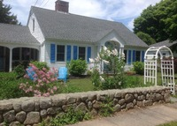 Great Location! Charming, traditional Cape Cod home.