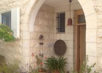 A lovely house near Jerusalem