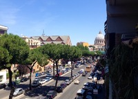 Bright apartment in central Rome  close to S Peter's