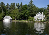 Waterfront Home on beautiful lake one hour from Ottawa.