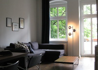 Modern Berlin Apartment: Looking for  Exchange New Years Eve 2015