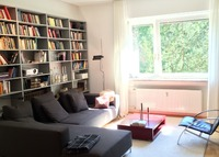 Beautiful and spacious flat in the English Garden, Munich city center