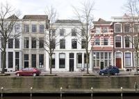 Charming historic canal house in Gouda, close to the four big cities