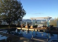 Panoramic ocean mtn views, perfect southern CA weather, pool, jacuzzi