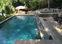 Private Garden Suite or whole 5BD home by San Francisco, pool/hot tub!