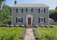 2 Bedroom, Colonial House, Greenport, Eastern Long Island, New York.