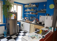 Nice (family)studio close to citycentre, park and central station