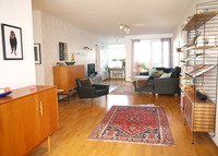 Large modern flat close to Stockholm city