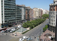 Valencia Downtown. Baby-friendly city,easy & confortable for stroller