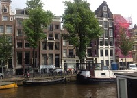 Amsterdam historic City Centre Canalview Apartment