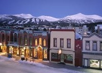 Breckenridge, Colorado - Rocky Mountains near 7 ski resorts!