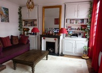 Appartment in the heart of Paris, France (near Canal Saint Martin)
