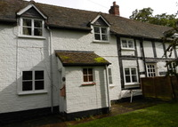 17th C Timber Framed Cottage in Lovely Rural Shropshire Countryside.