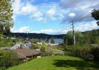 Emerald Cottage-Historic Charmer In Gig Harbor Washington USA