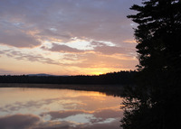 Maine Lake House Year-Round Vacation Rental