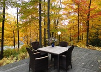 Nice cottage in Sutton mountains (1h15 from Montreal)