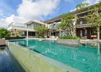 Luxury 6 Bedrooms Seaview pool Villa in Phuket.