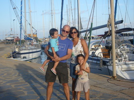 Hélène and Family