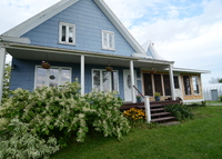 Large country home 5 min.USA 30 min Montreal Vaste maison de campagne