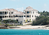 10,000 sq.ft. beachfront luxury villa in Anguilla