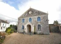 Converted 1830's Chapel in the heart of Cornish Village UK