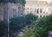 ROMA, NEAR COLOSSEO