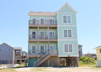 Oceanview Five Bedroom Beach house - Rodanthe in the Outer Banks