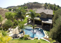 Beautiful private oasis in Simi Valley, CA