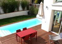 Design home with pool Paris. Flexible dates and destinations.