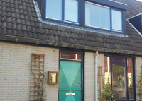 Charming house, perfect combi: culture and nature in Amsterdam