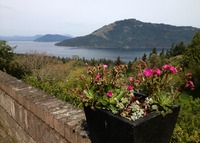 180 deg oceanview, spacious house near Victoria and Sidney BC