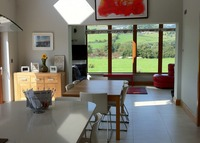 Spacious family home in scenic rural lakeside setting West of Ireland