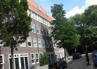 Family apartment near parc in upcomming neighbourhood in Amsterdam