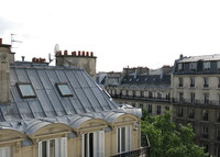 Marais Rooftop Terrace / Canal St.Martin - Sweeping Views