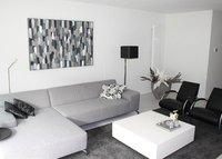 Spacious, design apartment in Haarlem city centre. Close to Amsterdam