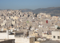Explore Ancient Fez, Morocco from New City Apartment