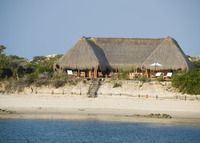 Bespoke beachfront villa in the Bazaruto Archipeligo area Mozambique