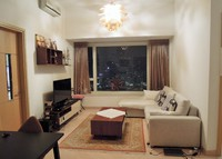 57th floor modern spacious apartment in hart of Kowloon, Hong Kong