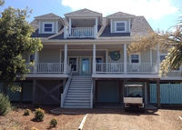 Relax at our beautiful beach retreat on Bald Head Island, NC!