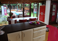 Colourfull cosy family home only 20 minutes drive from Amsterdam!